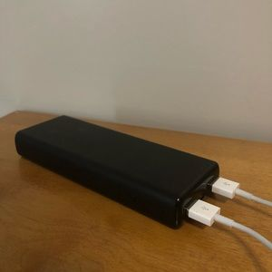 Mophie Double Ported Portable Battery